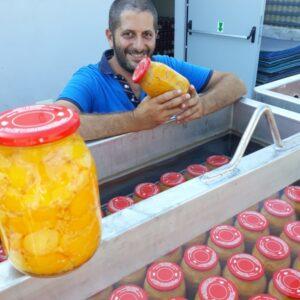 pomodorini gialli del Vesuvio